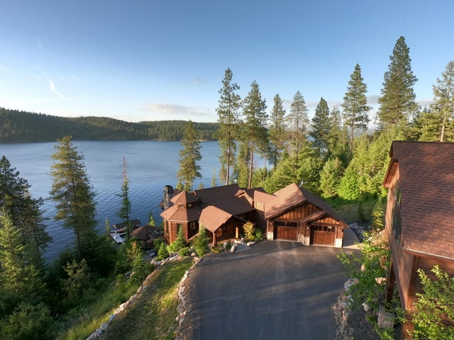 North Idaho Waterfront Properties & Homes For Sale | PEARL