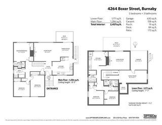 MLS® #R2420746 - 4264 Boxer Street in  Burnaby