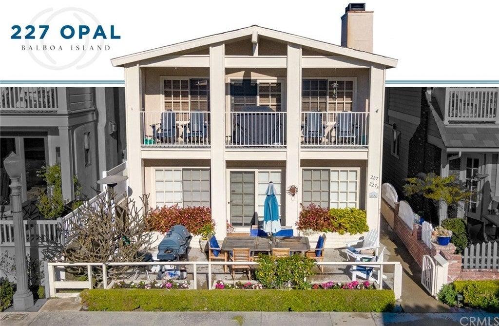 227 Opal Avenue, Newport Beach
