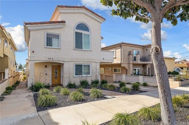 Southern California Ocean View Homes
