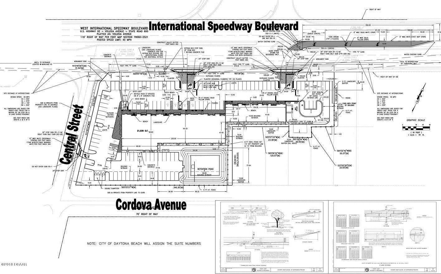1173 W Intl Speedway Blvd Daytona Beach Fl 32114 Mls