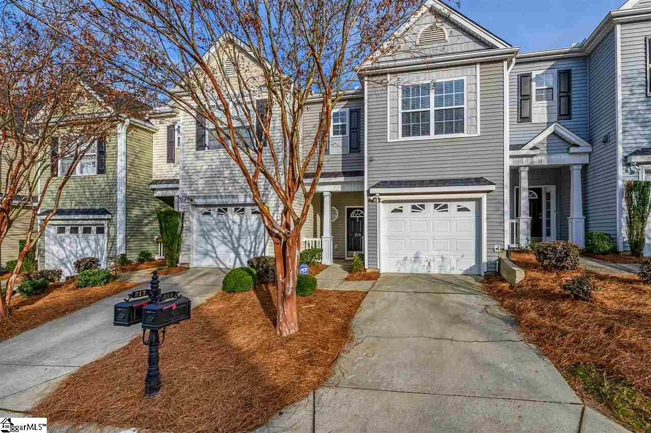 Home for Sale Located at 219 Cedar Crossing Lane, Greenville, SC 29615