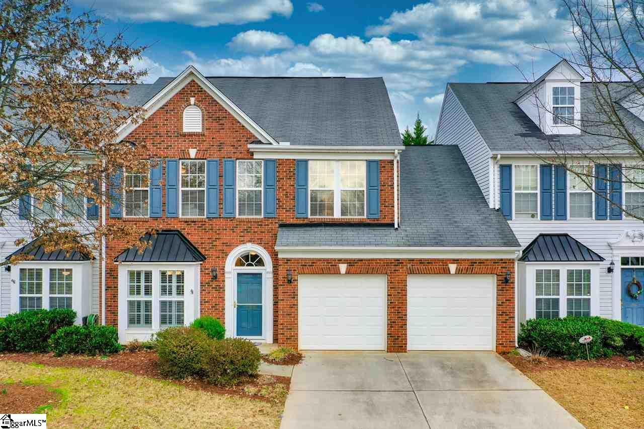 Home for Sale Located at 303 Majesty Court, Greenville, SC 29615