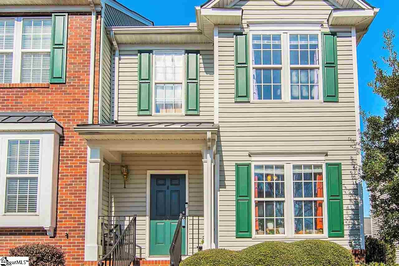 MLS® #1413511 - Condo/Townhouse Property for Sale at 225 Hadley Commons Drive, Mauldin, SC - 29662