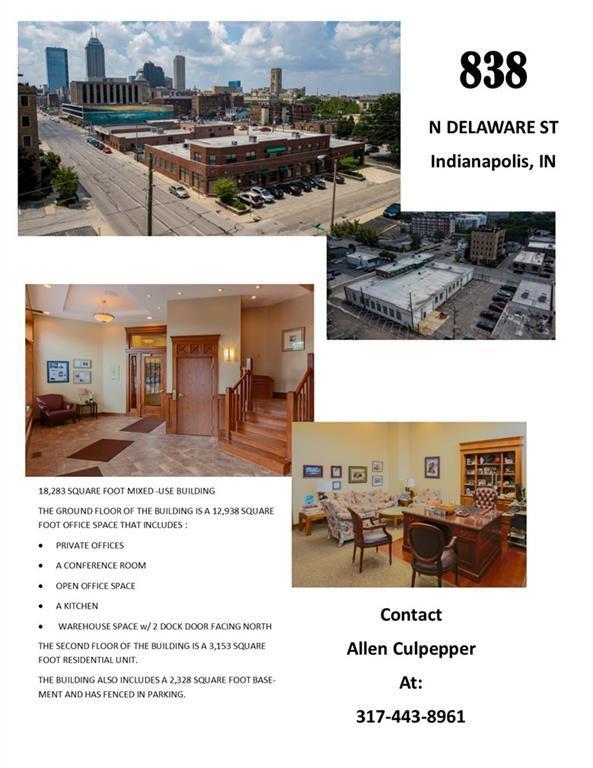 838 N Delaware Street MLS 21651145 Empty photo 28