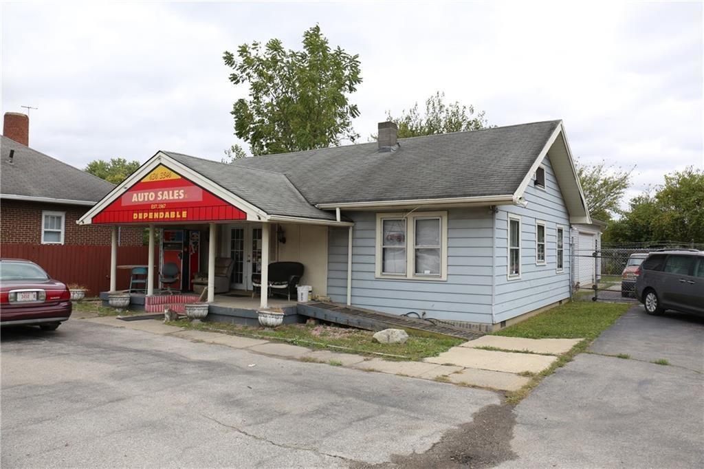 3611 W Washington Street, Indianapolis