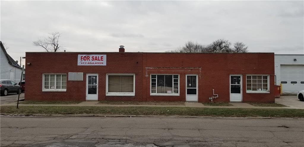 444 N Holmes Avenue, Indianapolis