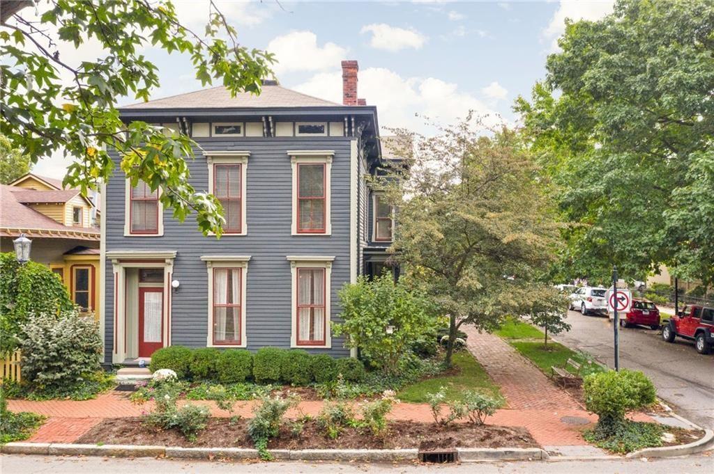 Photo of 401 N Park Avenue Indianapolis, IN 46202