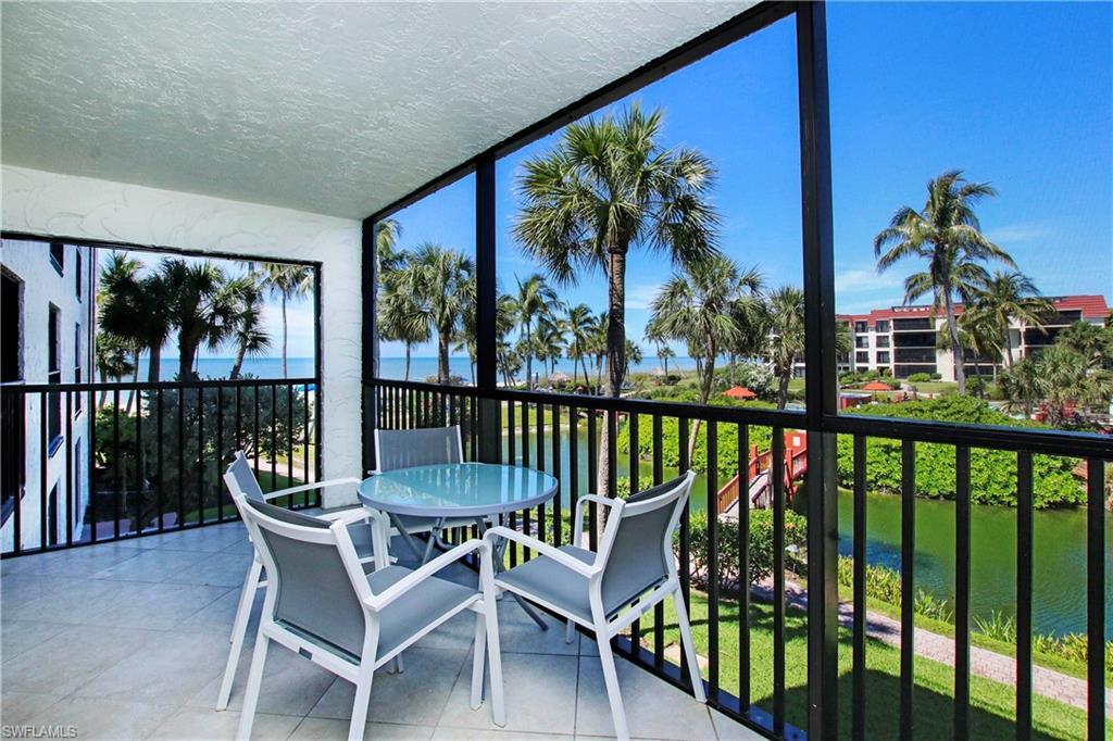 POINTE SANTO DE SANIBEL CONDO Home for Sale - View SW FL MLS #217040938 at 2445 W Gulf Dr # E23 in  in SANIBEL, FL - 33957