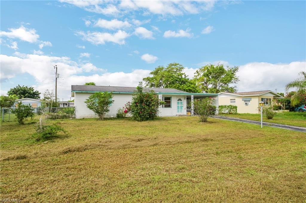 SW Florida Home for Sale - View SW FL MLS Listing #217043619 at 810 Palm Blvd in LEHIGH ACRES, FL - 33936