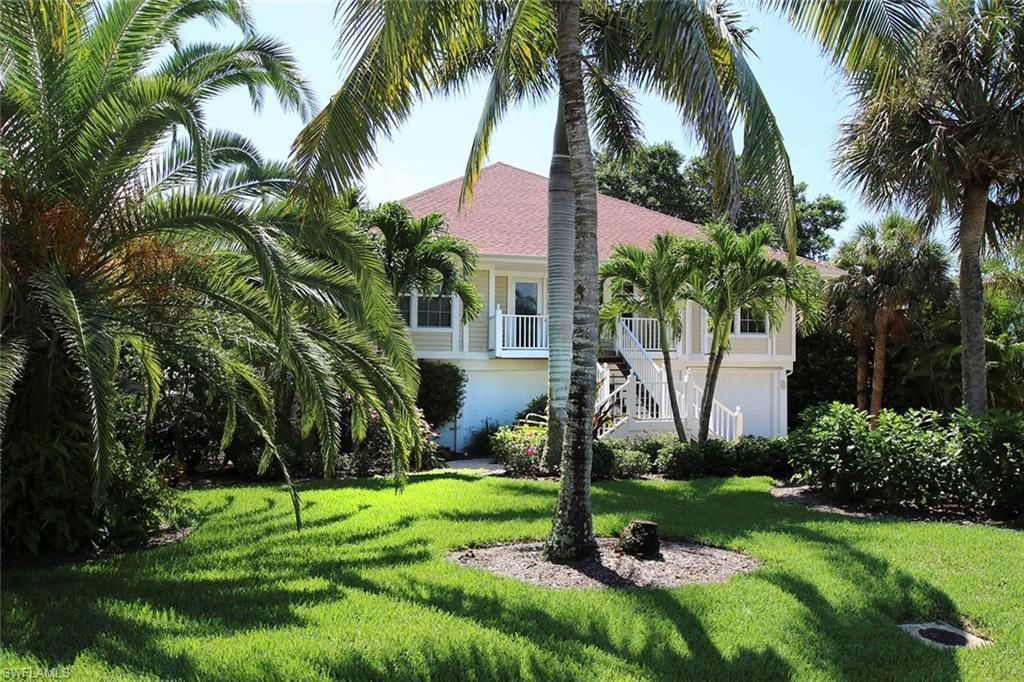 SW Florida Home for Sale - View SW FL MLS Listing #218066988 at 1396 Tahiti Dr in SANIBEL, FL - 33957