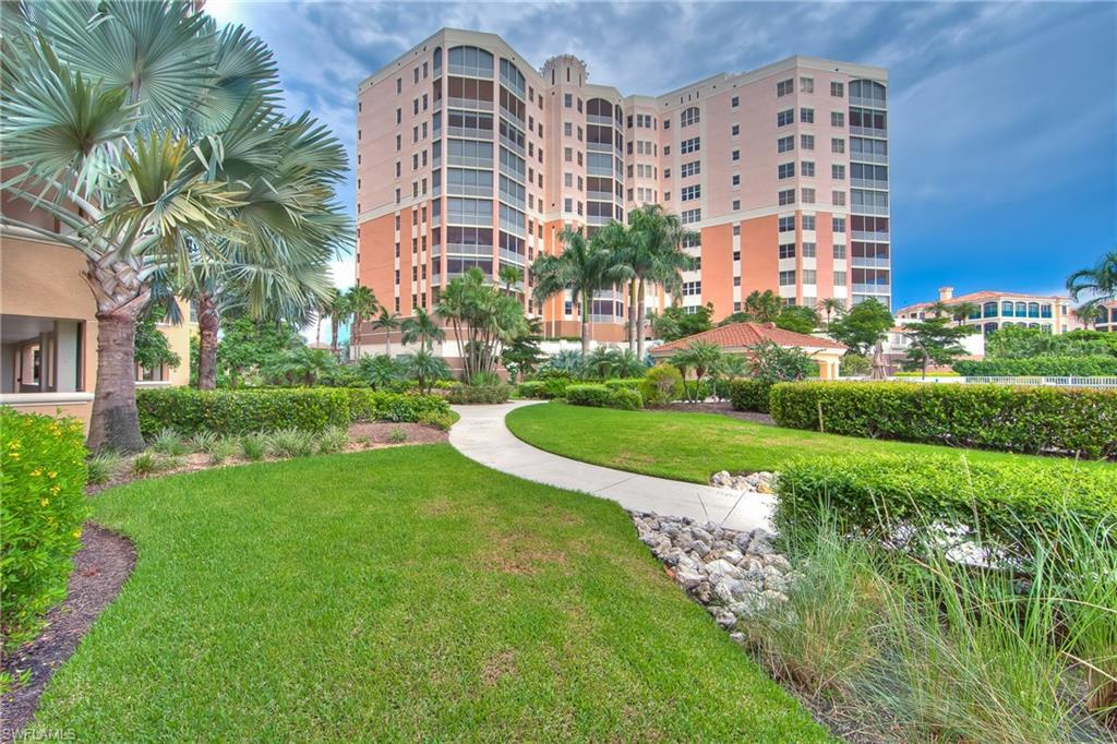 FORT MYERS Real Estate - View SW FL MLS #218073806 at 14270 Royal Harbour Ct # 1122 in THE PARAMOUNT at GULF HARBOUR YACHT AND COUNTRY CLUB