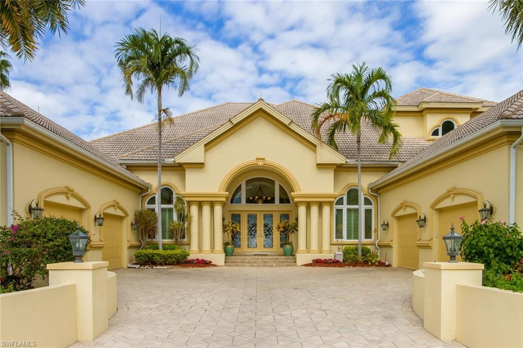 EDGEWATER Home for Sale - View SW FL MLS #219001484 at 11330 Longwater Chase Ct in GULF HARBOUR YACHT AND COUNTRY CLUB in FORT MYERS, FL - 33908