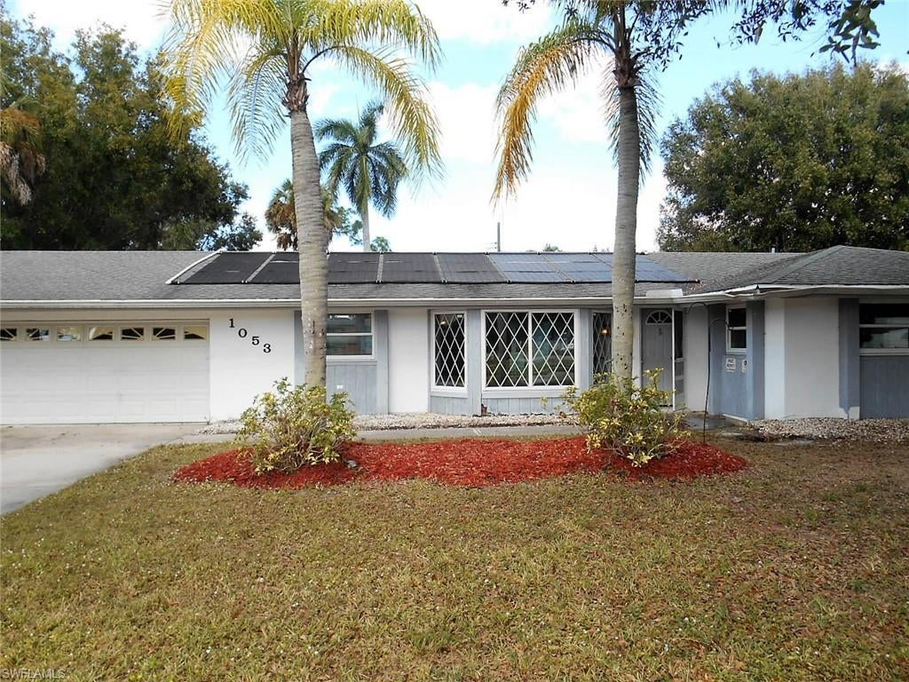 SW Florida Home for Sale - View SW FL MLS Listing #219005282 at 1053 El Mar Ave in FORT MYERS, FL - 33919