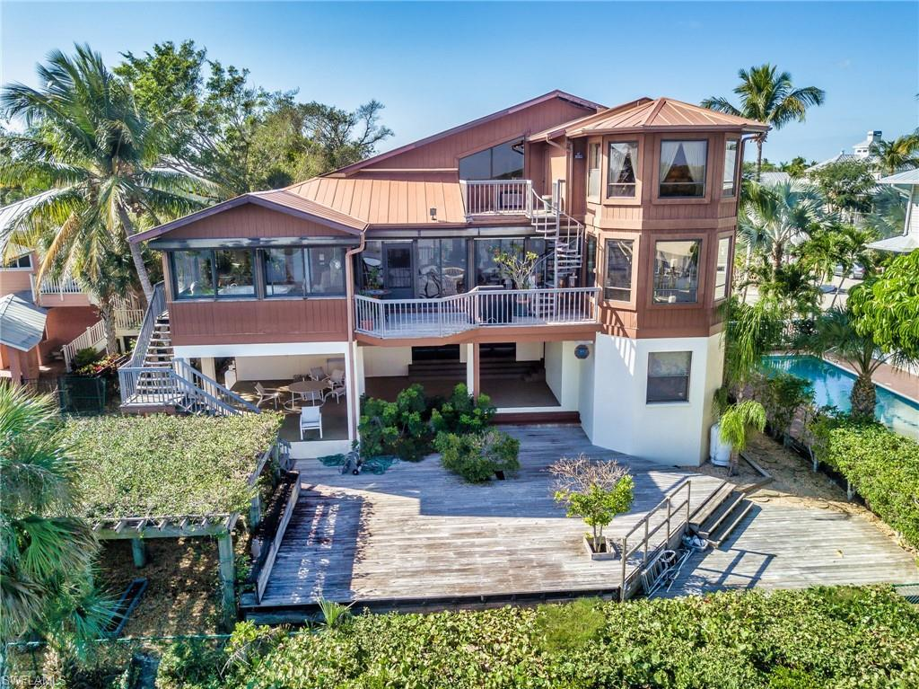 SW Florida Home for Sale - View SW FL MLS Listing #219002082 at 21055 Saint Peters Dr in FORT MYERS BEACH, FL - 33931