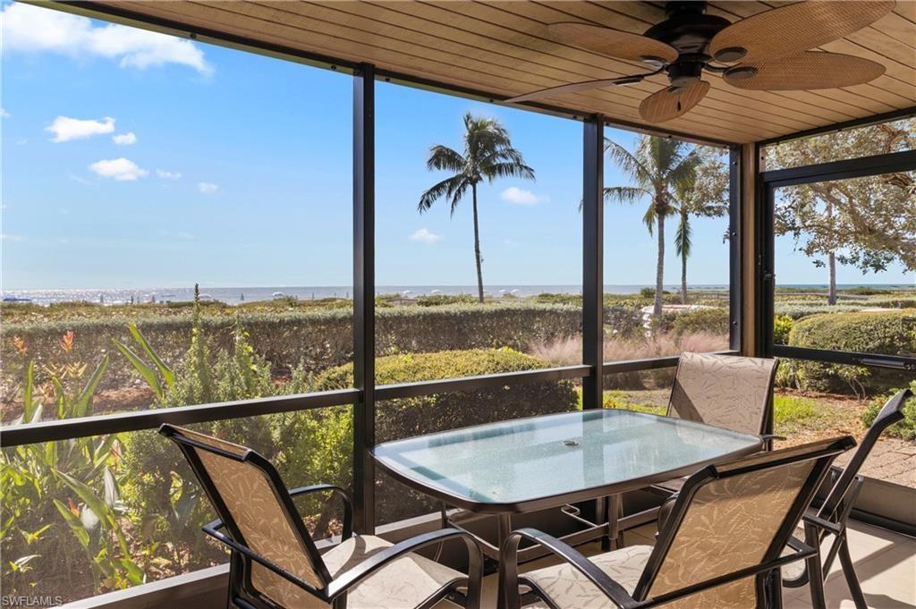 Real Estate - View SW FL MLS #219015302 at 845 E Gulf Dr # 1111 in SANIBEL MOORINGS CONDO in SANIBEL, FL - 33957