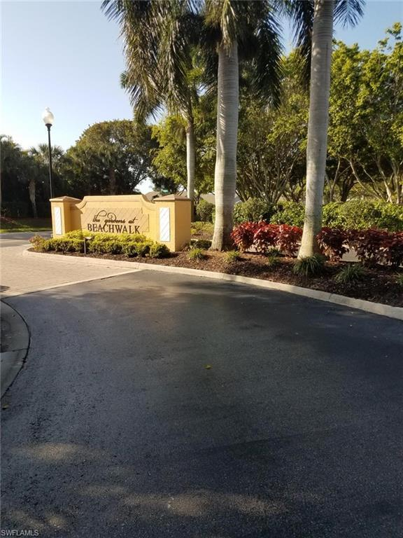 GARDENS AT BEACHWALK Home for Sale - View SW FL MLS #219021086 at 15655 Ocean Walk Cir # 102 in  in FORT MYERS, FL - 33908