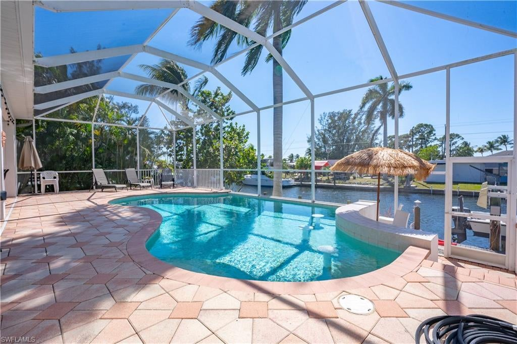 Real Estate - View SW FL MLS #219023352 at 3285 Stabile Rd in ST JUDE HARBORS in ST. JAMES CITY, FL - 33956