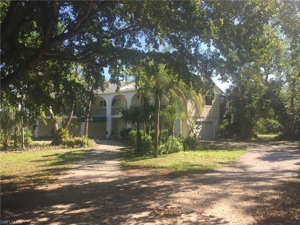 SW Florida Home for Sale - View SW FL MLS Listing #219025033 at 4155 Dingman Dr in SANIBEL, FL - 33957