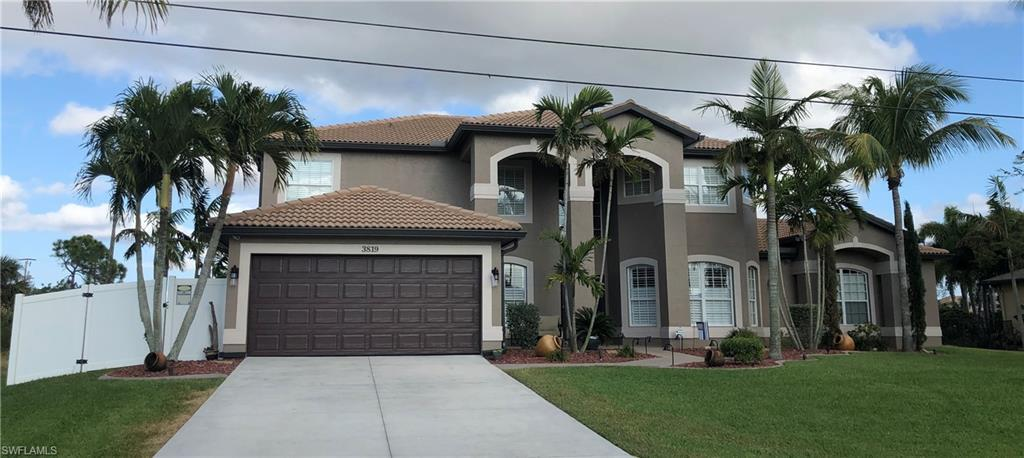 SW Florida Home for Sale - View SW FL MLS Listing #219028636 at 3819 Sw 17th Pl in CAPE CORAL, FL - 33914