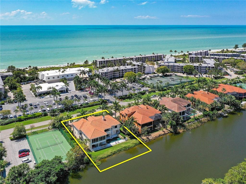 SW Florida Home for Sale - View SW FL MLS Listing #219033502 at 1460 Middle Gulf Dr in SANIBEL, FL - 33957