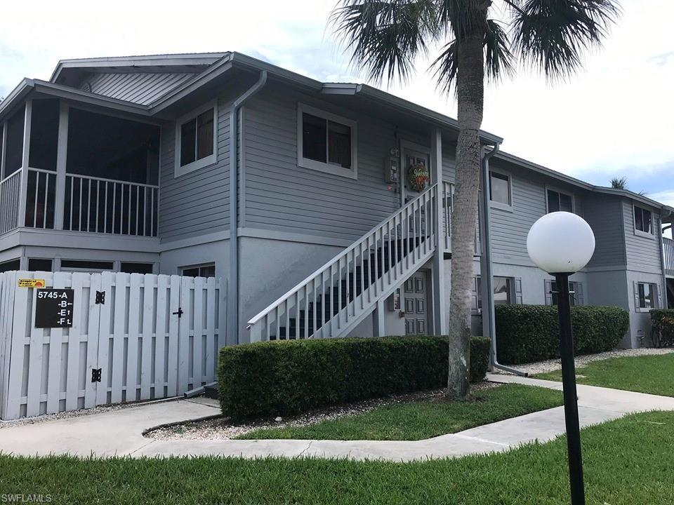 SW Florida Home for Sale - View SW FL MLS Listing #219036729 at 5745 Foxlake Dr # E in NORTH FORT MYERS, FL - 33917