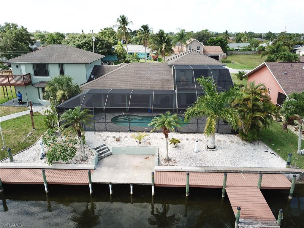 CAPE CORAL Real Estate - View SW FL MLS #219040167 at 313 Se 6th St in CAPE CORAL at CAPE CORAL