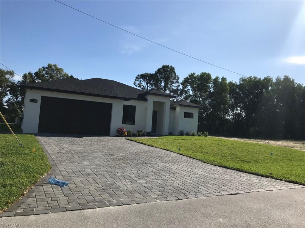 Real Estate - View SW FL MLS #219042027 at 1606 Sw 22nd Ter in CAPE CORAL in CAPE CORAL, FL - 33991