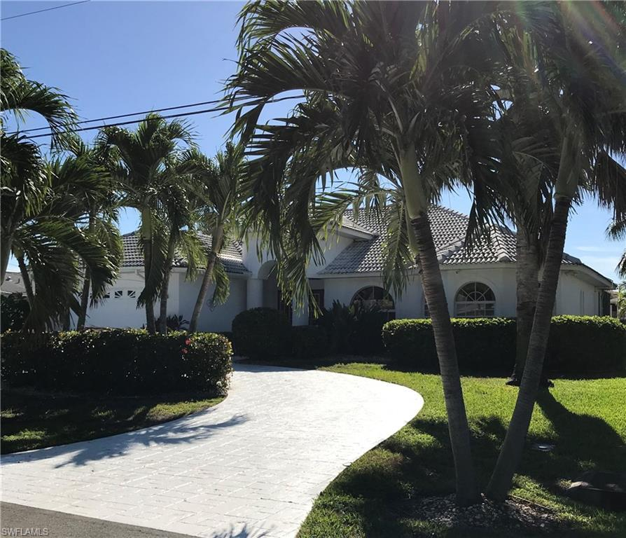 CAPE CORAL Real Estate - View SW FL MLS #219046278 at 1720 Se 46th St in CAPE CORAL at CAPE CORAL