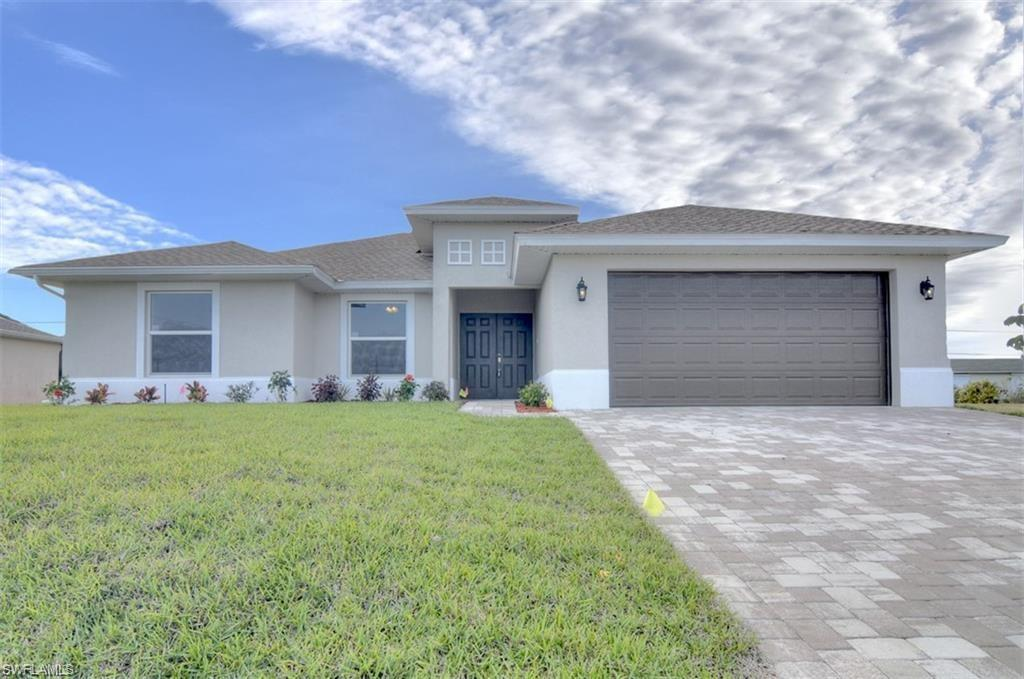 CAPE CORAL Real Estate - View SW FL MLS #219046444 at 2412 Nw 8th Pl in CAPE CORAL at