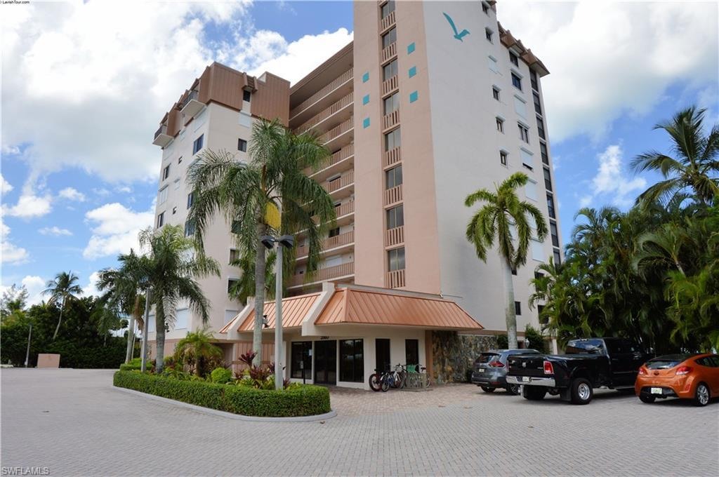 FORT MYERS BEACH Real Estate - View SW FL MLS #219047061 at 2810 Estero Blvd # 813 in CAPER BEACH CLUB at