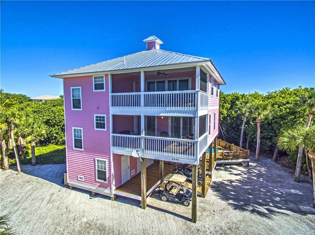 JOSE'S HIDEAWAY Home for Sale - View SW FL MLS #219047547 at 4540 Hidden Ln in JOSE'S HIDEAWAY in CAPTIVA, FL - 33924