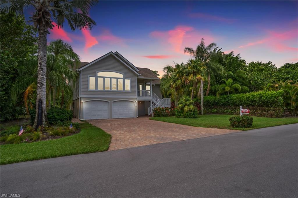 SW Florida Real Estate - View SW FL MLS #219052717 at 1410 Albatross Rd in  in SANIBEL, FL - 33957