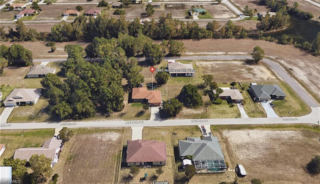 CAPE CORAL Real Estate - View SW FL MLS #219053235 at 3445 Ne 8th Pl in CAPE CORAL at