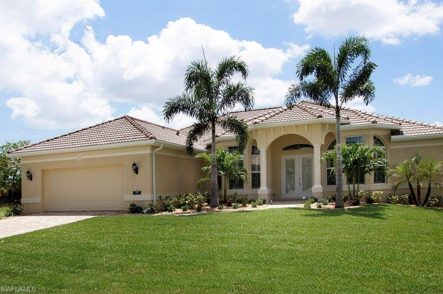 CAPE CORAL Real Estate - View SW FL MLS #219054557 at 5304 Sw 26th Ave in CAPE CORAL in CAPE CORAL, FL - 33914