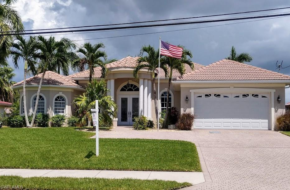 CAPE CORAL Real Estate - View SW FL MLS #219054778 at 5245 Pelican Blvd in CAPE CORAL at