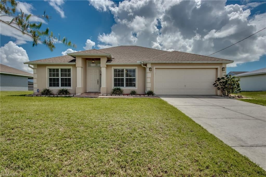 SW Florida Home for Sale - View SW FL MLS Listing #219055244 at 2309 Nw 10th Ave in CAPE CORAL, FL - 33993