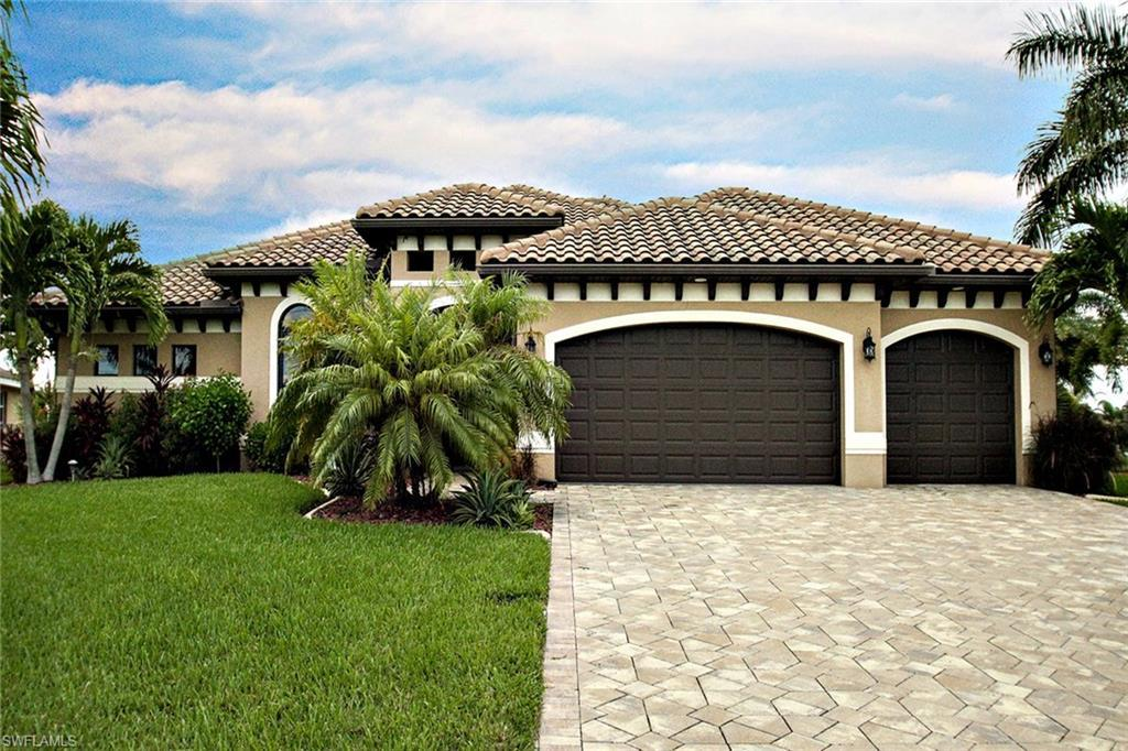 Real Estate - View SW FL MLS #219055773 at 4106 Sw 23rd Pl in CAPE CORAL in CAPE CORAL, FL - 33914