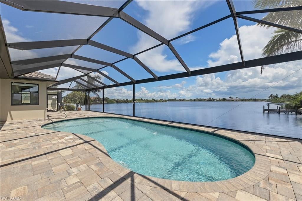 SW Florida Home for Sale - View SW FL MLS Listing #219052226 at 3509 Nw 44th Pl in CAPE CORAL, FL - 33993