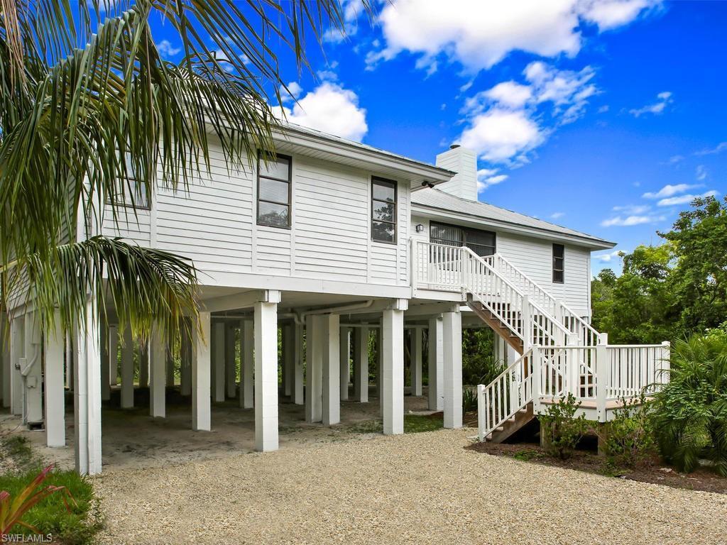 SANIBEL Real Estate - View SW FL MLS #219058229 at 430 Old Trl Rd in SANIBEL HIGHLANDS at