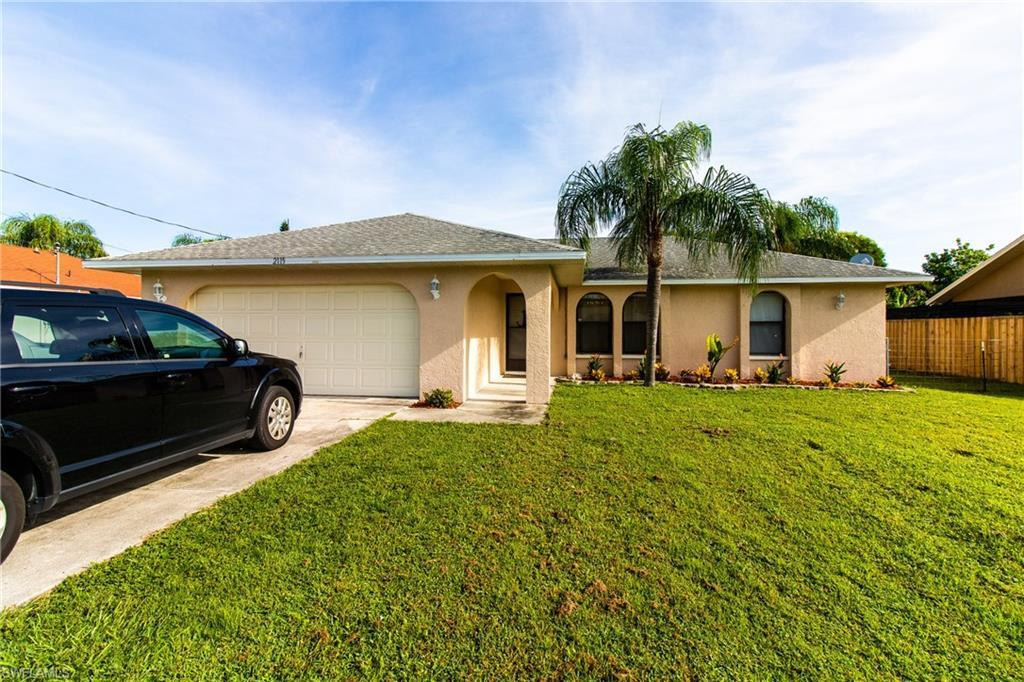 SW Florida Home for Sale - View SW FL MLS Listing #219058468 at 2115 Se 14th St in CAPE CORAL, FL - 33990