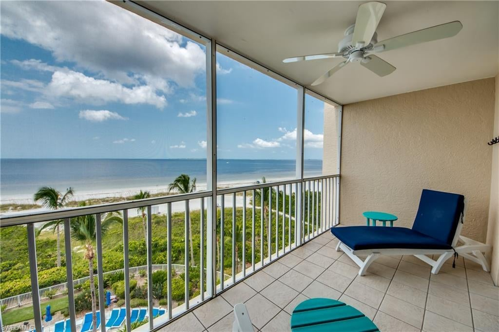SANIBEL VIEW VILLAS Home for Sale - View SW FL MLS #219061784 at 140 Estero Blvd # 2508 in  in FORT MYERS BEACH, FL - 33931