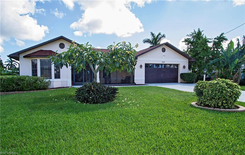 CAPE CORAL Home for Sale - View SW FL MLS #219064463 in YACHT CLUB