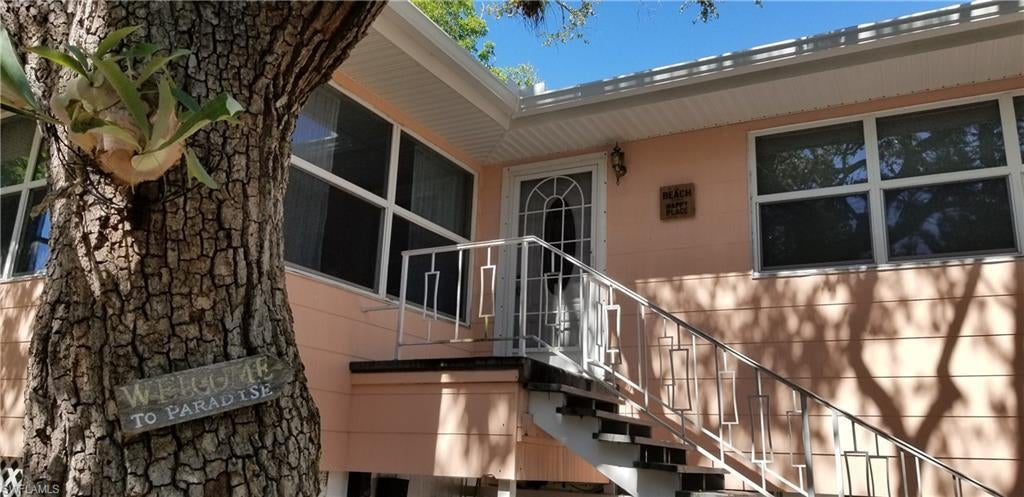 FORT MYERS BEACH Real Estate - View SW FL MLS #219064935 at 125 Andre Mar Dr in CASES at CASE SUBDIVISION