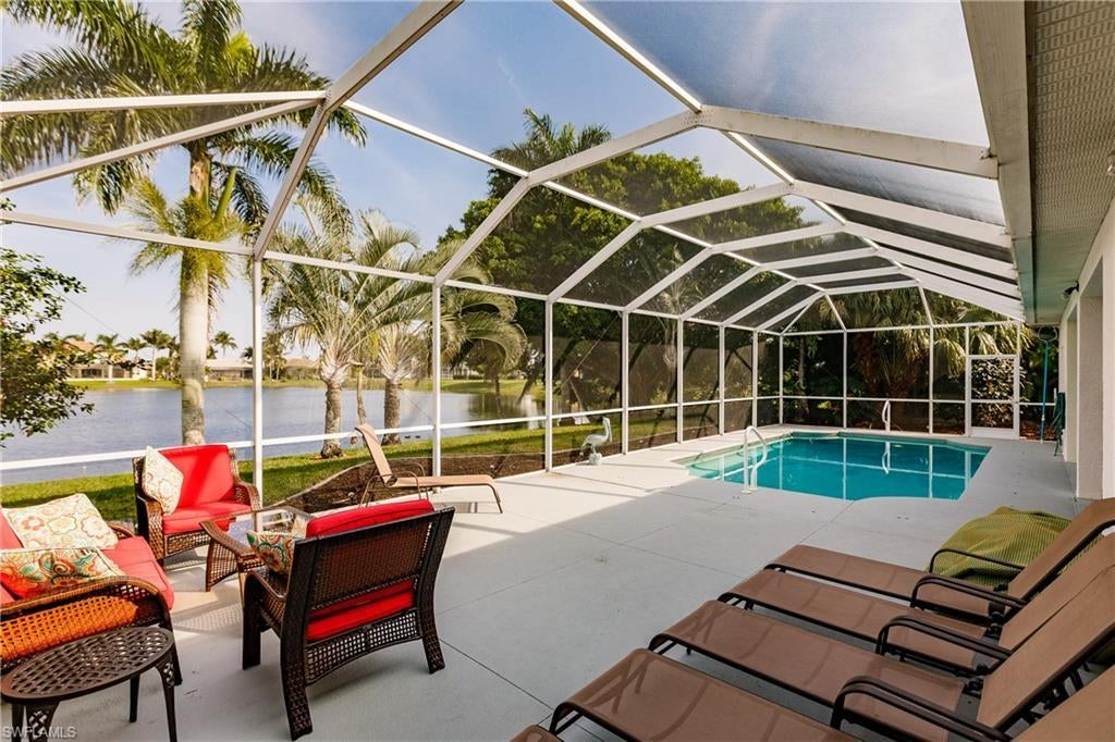 SW Florida Home for Sale - View SW FL MLS Listing #219065153 at 5417 Sands Blvd in CAPE CORAL, FL - 33914