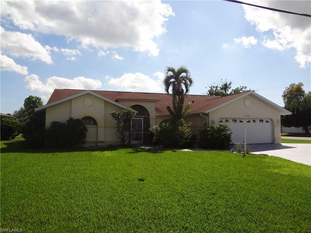 CAPE CORAL Home for Sale - View SW FL MLS #219068500 at 1822 Savona Pkwy in CAPE CORAL in CAPE CORAL, FL - 33904