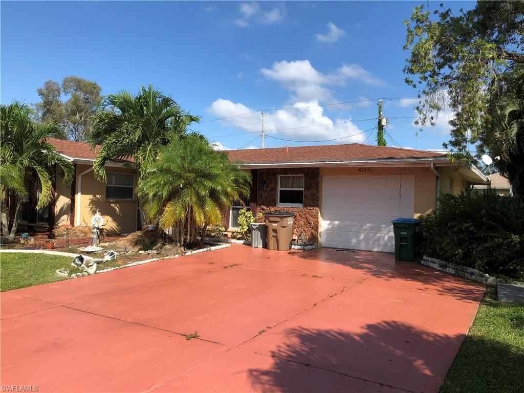 SW Florida Home for Sale - View SW FL MLS Listing #219070527 at 4123 Se 3rd Ave in CAPE CORAL, FL - 33904