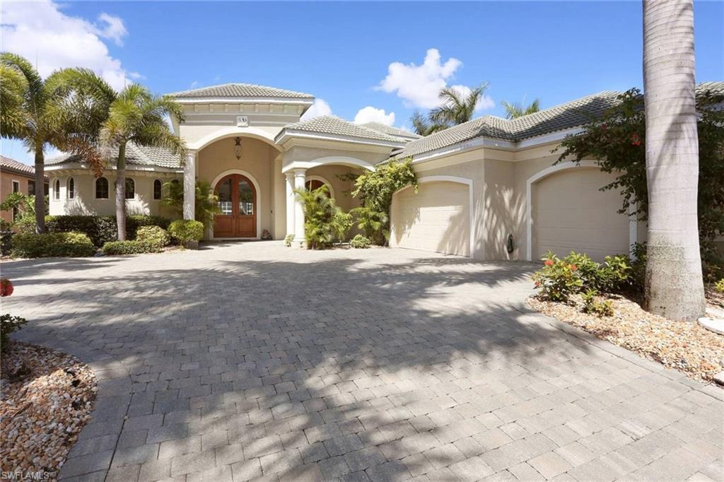CAPE CORAL Real Estate - View SW FL MLS #219072266 at 5748 Staysail Ct in CAPE HARBOUR at CAPE HARBOUR