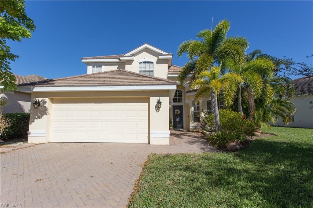VERDMONT Home for Sale - View SW FL MLS #219073971 at 2414 Verdmont Ct in SANDOVAL in CAPE CORAL, FL - 33991