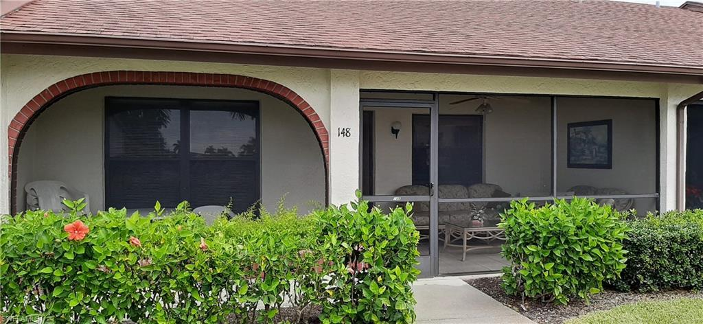 FORT MYERS Real Estate - View SW FL MLS #219077535 at 11421 Caravel Cir # 3148 in VILLAS AT CINNAMON COVE at CINNAMON COVE